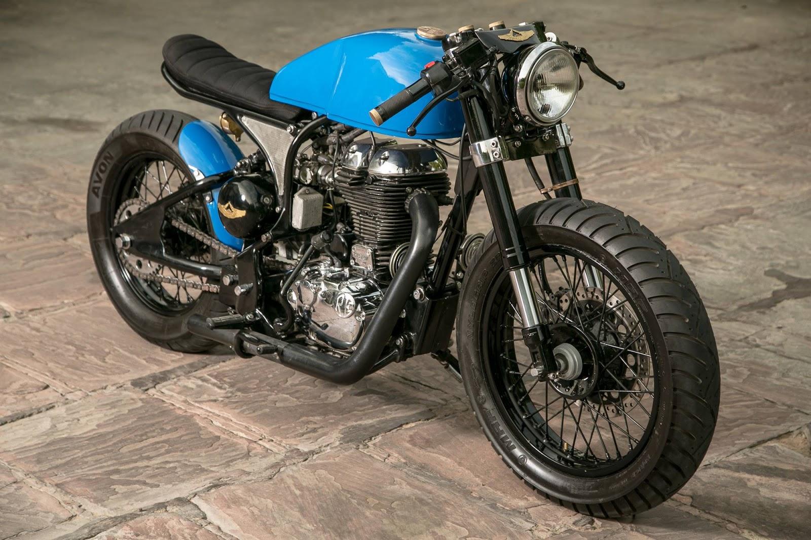 NU Cafe Racer -...