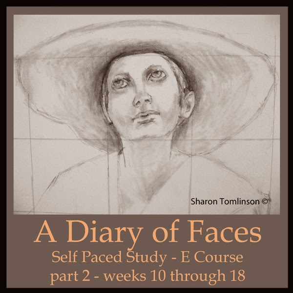 Part 2 - A Diary of Faces
