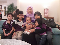 Alya,Alif, Adam , Aimy dan Azib(Permata Hati)