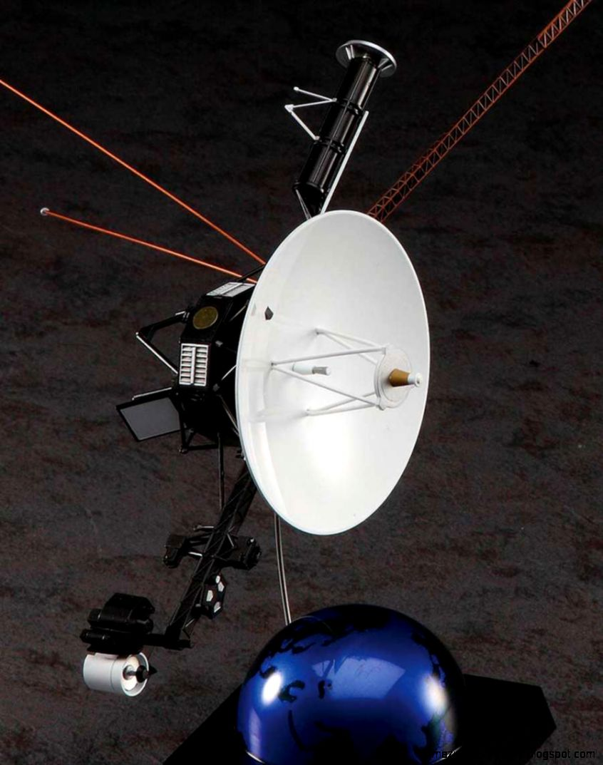 148 Hasegawa Unmanned Space Probe Voyager   HE54002