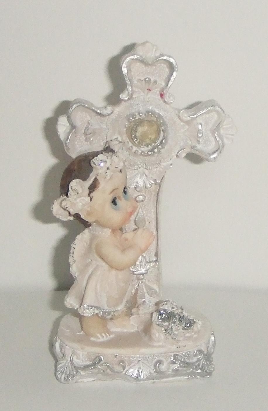 detalles todo party  baptism favor figurines    recuerdos