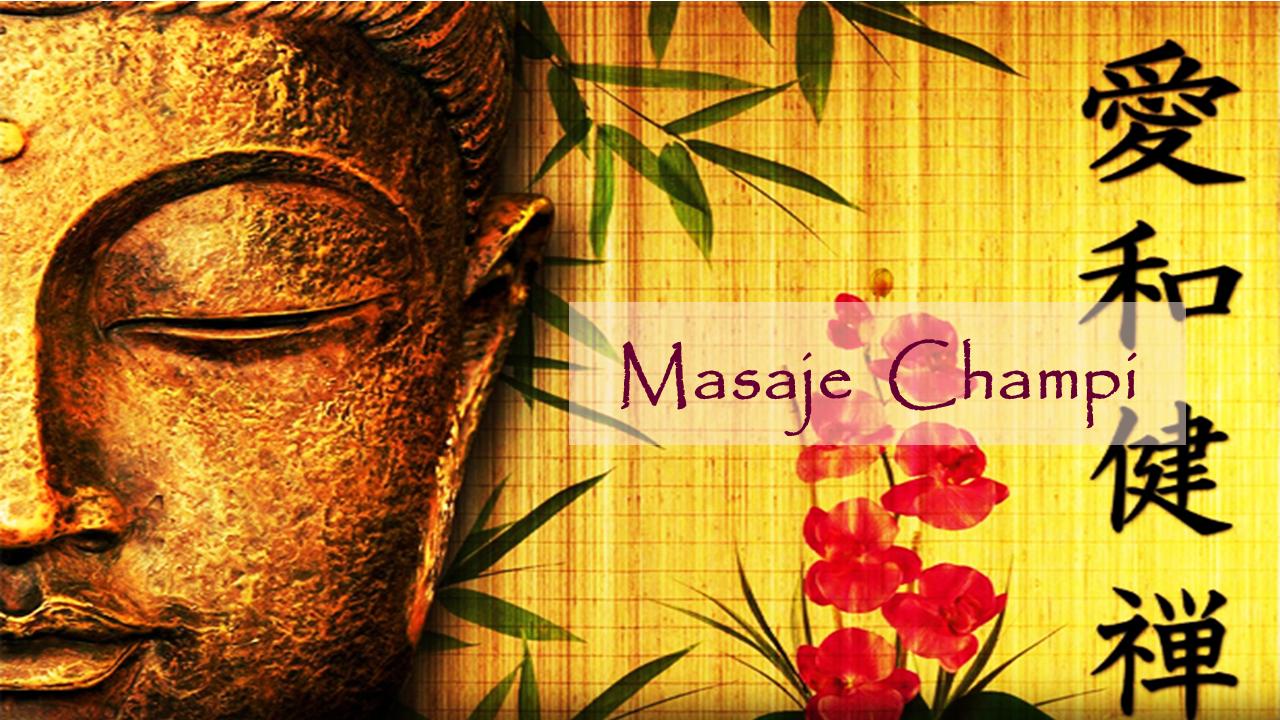 Curso: Masaje Craneal Hindú Champi