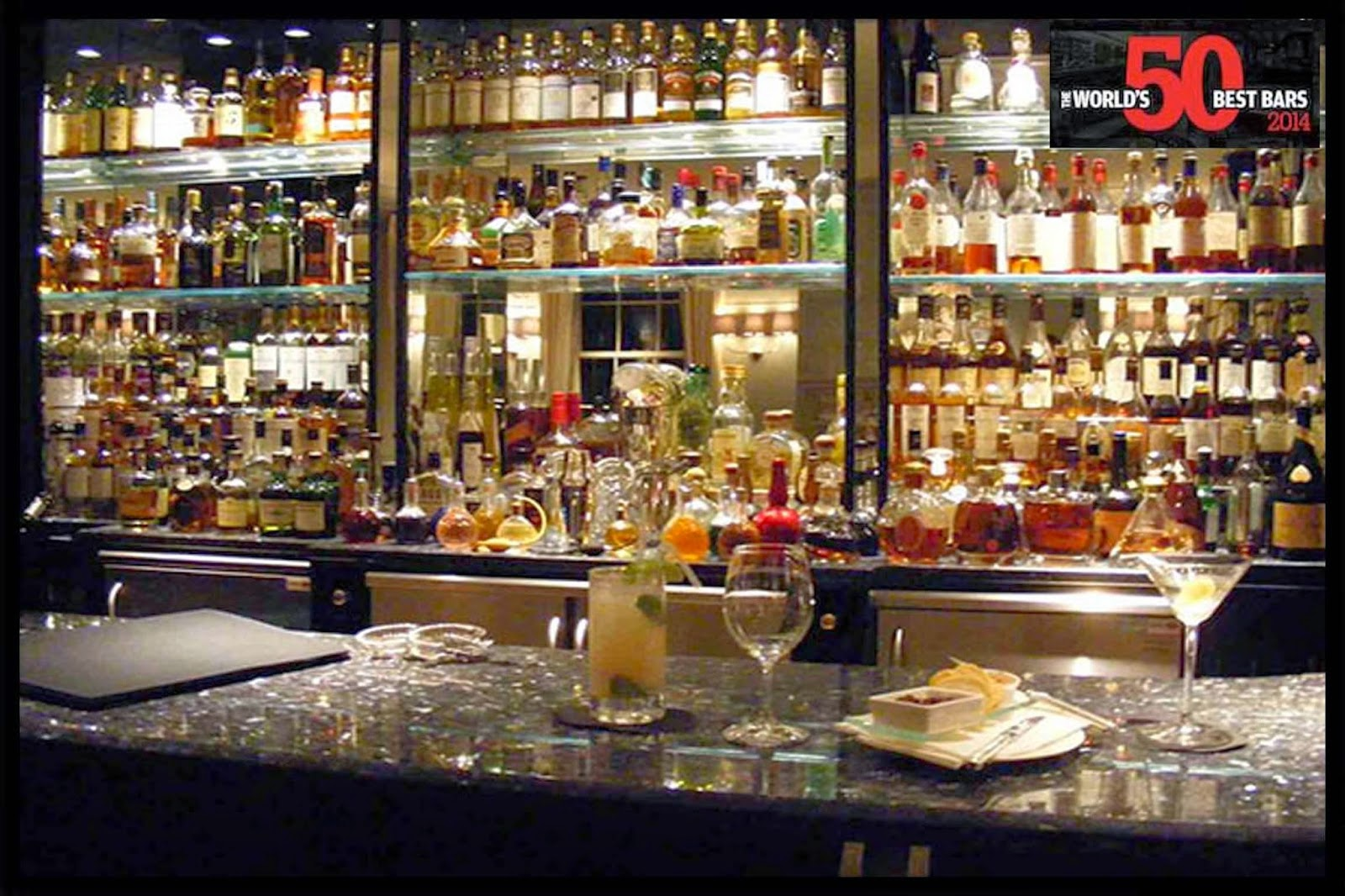 mejores bares