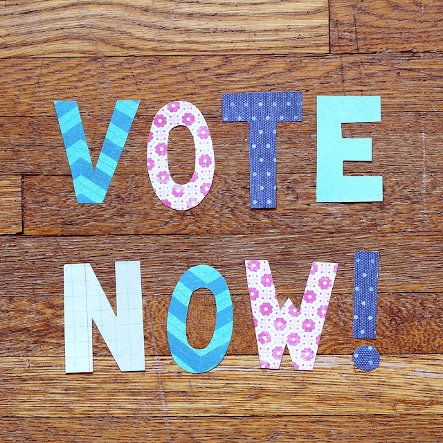 Let us know what you think of the blog - cast your vote!