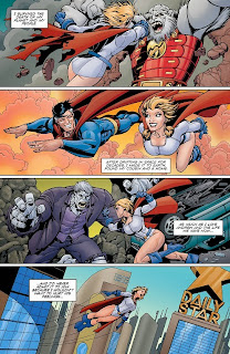 Page 15 of Convergence: Action Comics #1 from DC Comics