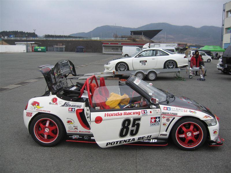 Honda Beat, kei car, japoński sportowy mały samochód, tuning, zdjęcia, 日本車, 軽自動車, チューニングカー, スポーツカー, ホンダ, 自動車競技, wyścigi, racing