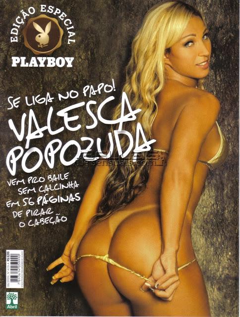 Confira as fotos da musa do funk, Valesca Popozuda, capa da Playboy Especial de junho de 2009!