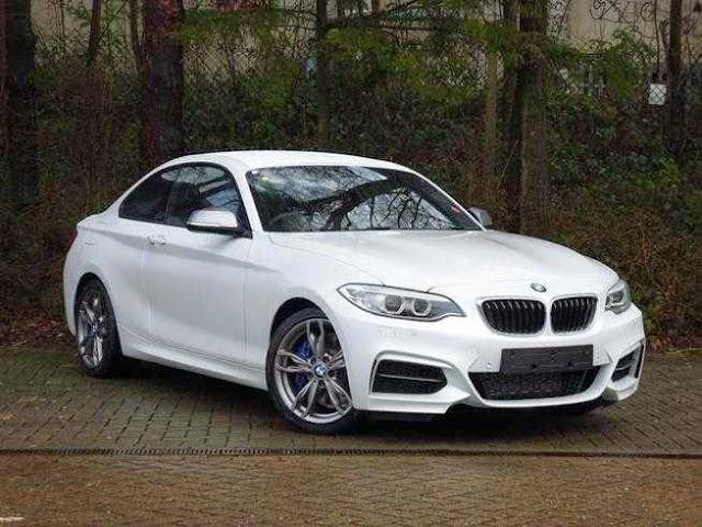 Foto BMW M235i