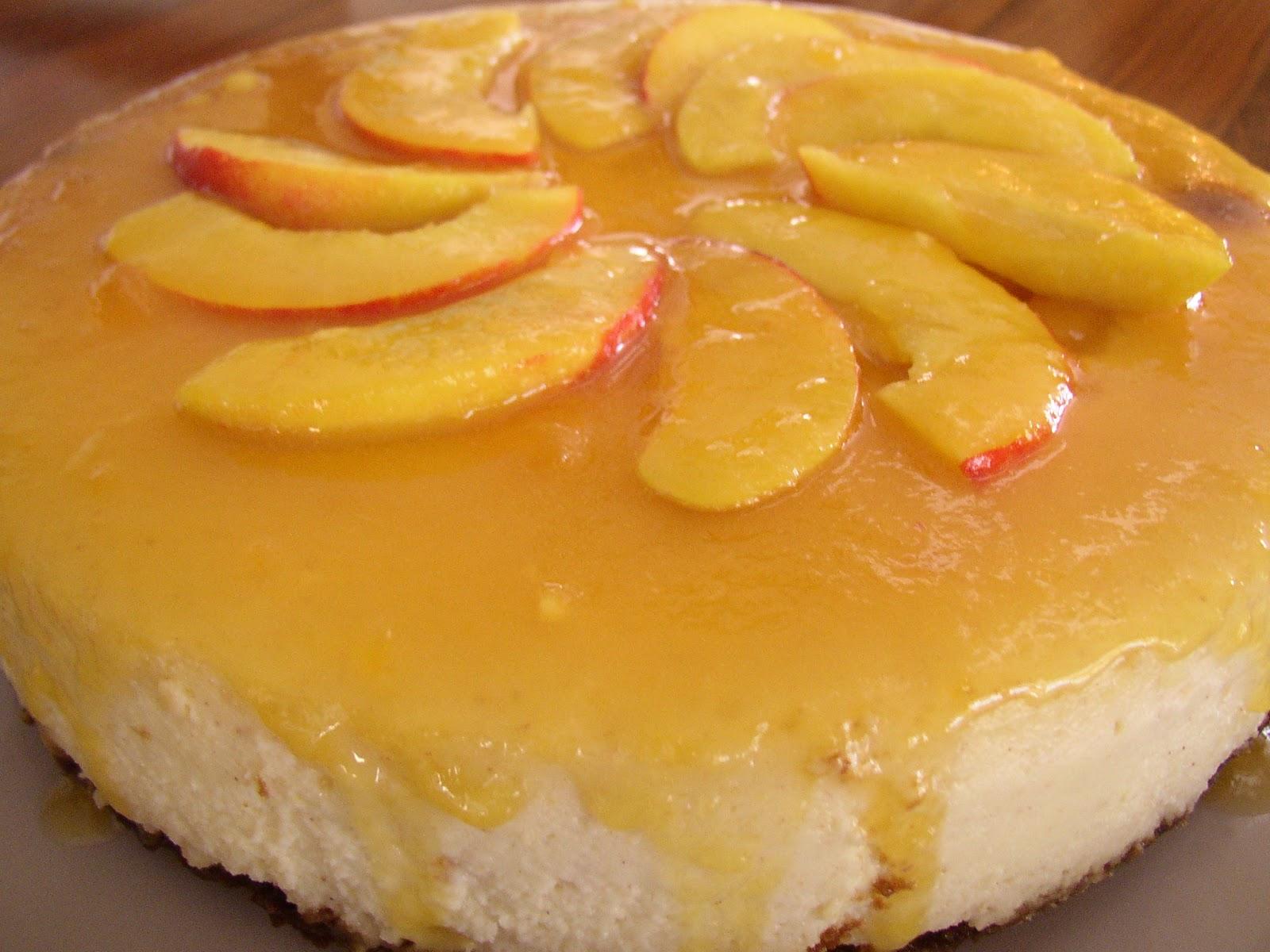 Peach Pound Cake Recipe Easy
