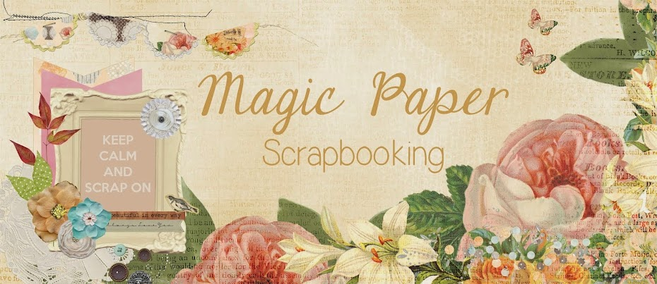 Magic Paper Scrapbooking