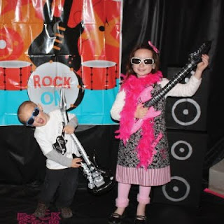 Rock Star Party Decorations