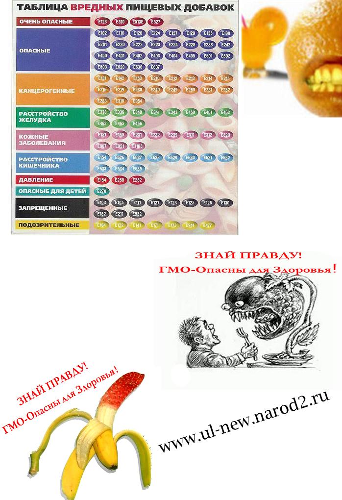 организмов (ГМО),