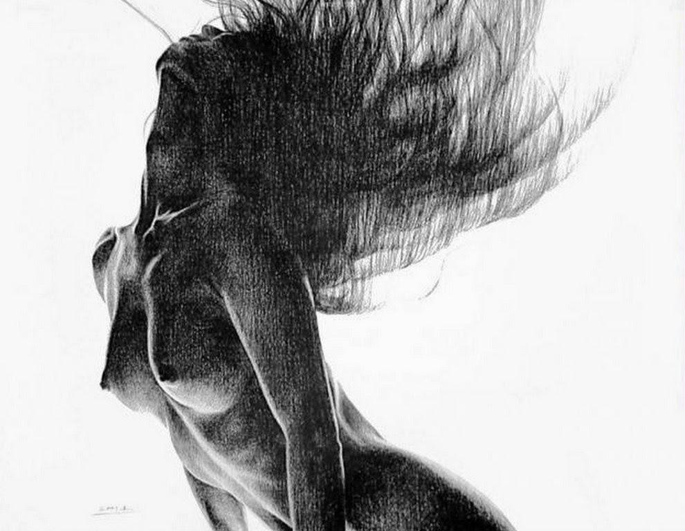 desnudos-artisticos-pintados-a-lapiz