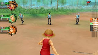 One Piece Romance Dawn CSO PSP Terbaru