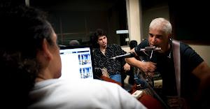 en la Radio de la Universidad de Antioquia