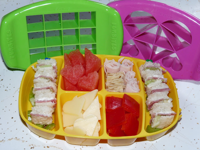 Funbites lunch bento