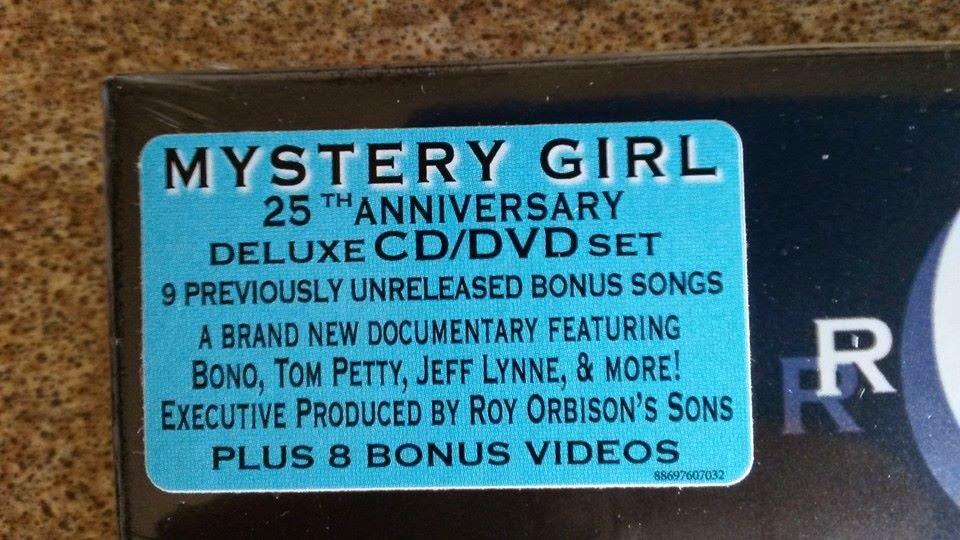mystery girl 25th anniversary