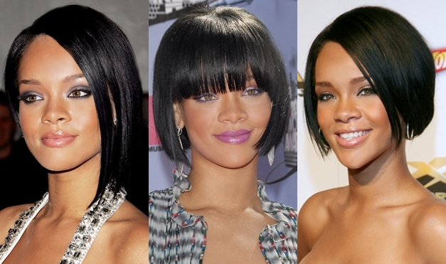 Rihannas Hair Styles: MY FASHION MANUAL: The Evolution Of Rihanna's Hairstyles