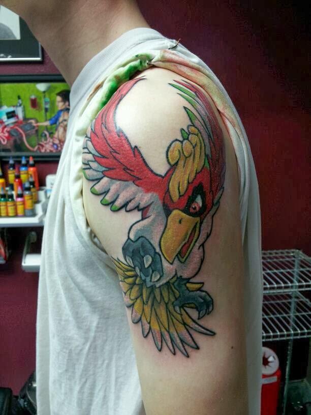 Tatuagem Ho Oh