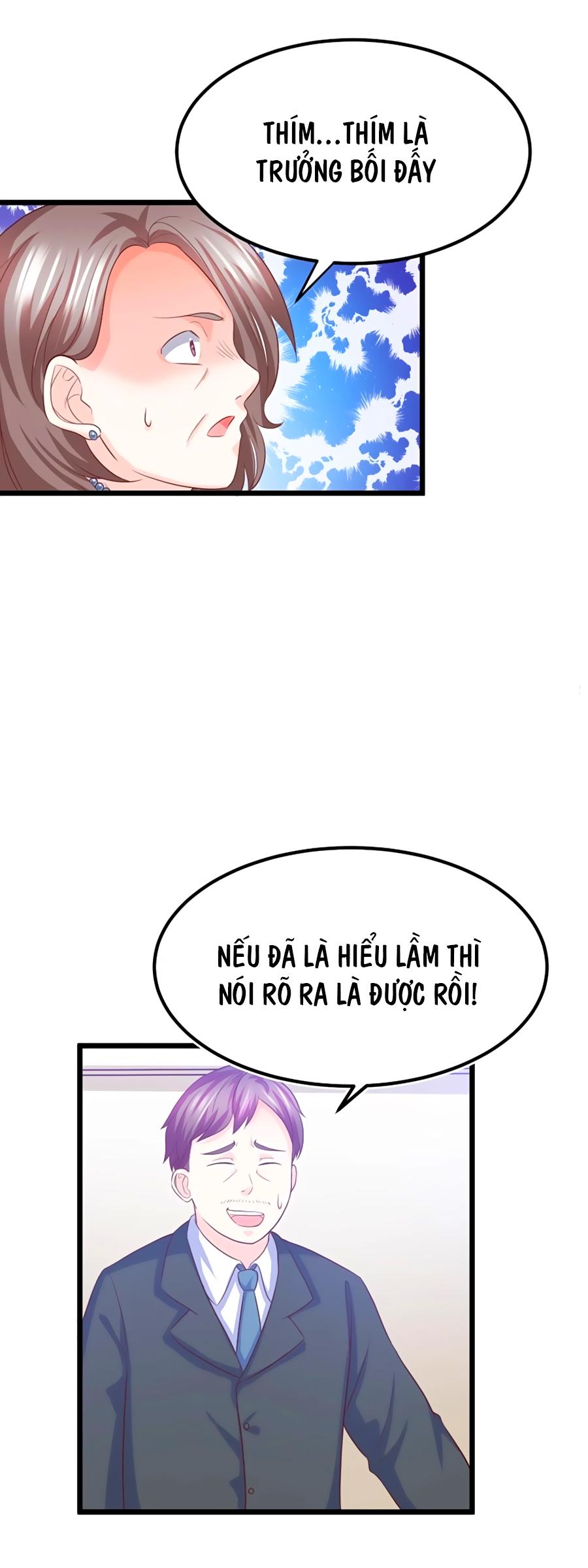 Ta Và Nam Thần Cởi Áo Ngủ Rồi chap 11 - Trang 14