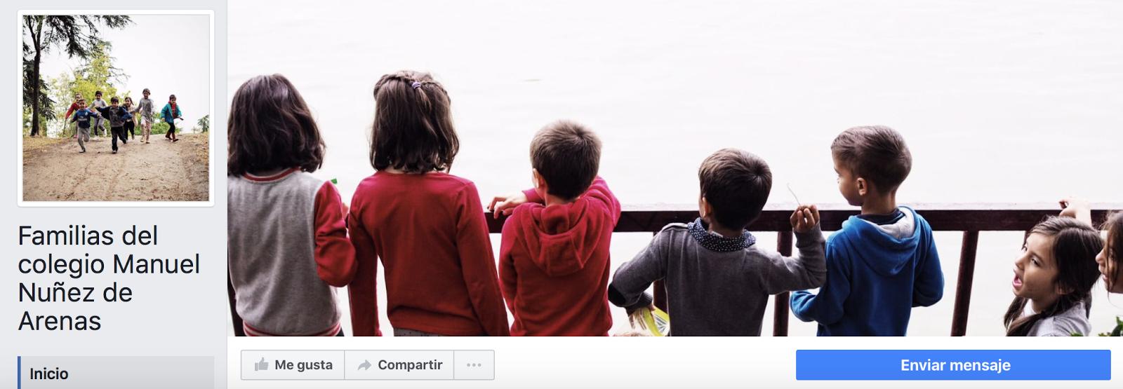 Visita el Facebook