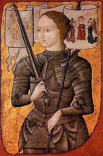 Jeanne d'Arc Pahlawan Wanita Perancis