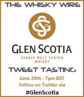Glen Scotia Tweet Tasting