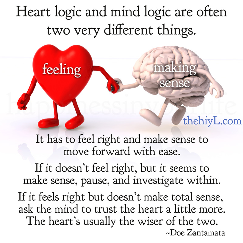 Heart And Brain Quotes. QuotesGram