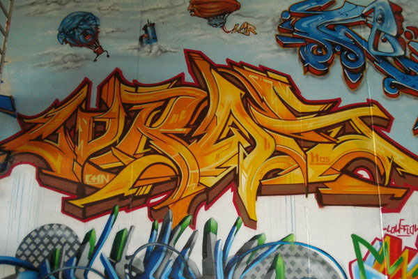 Crazy Pictures: Crazy Graffiti Styles