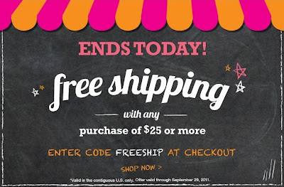 Ending today, Bath & Body Works is offering Free Shipping with your purchase ...