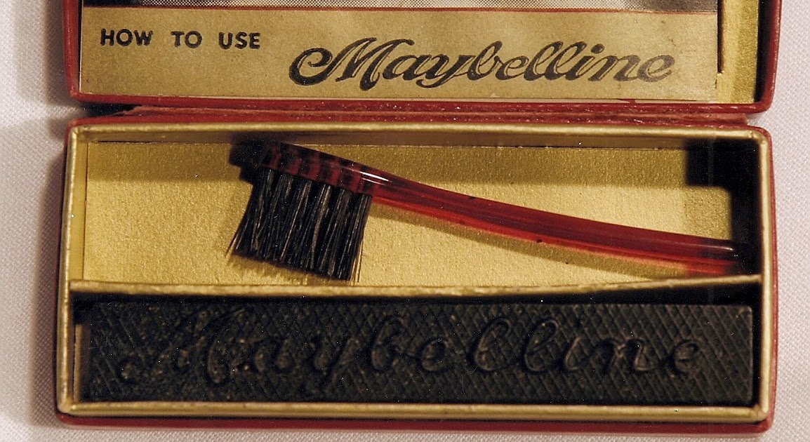 The Maybelline Story Maybelline S Vintage Packaging