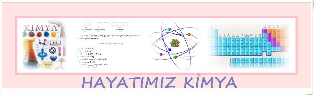 Hayatimiz Kimya