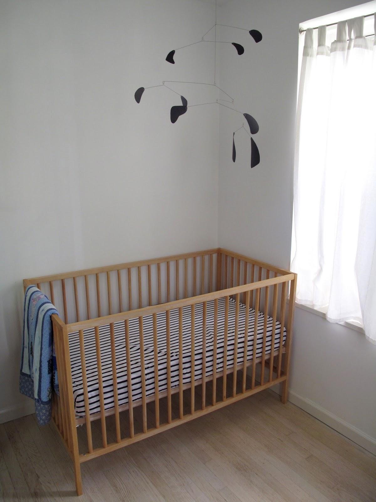 The Little House In The City Ikea Sniglar Crib
