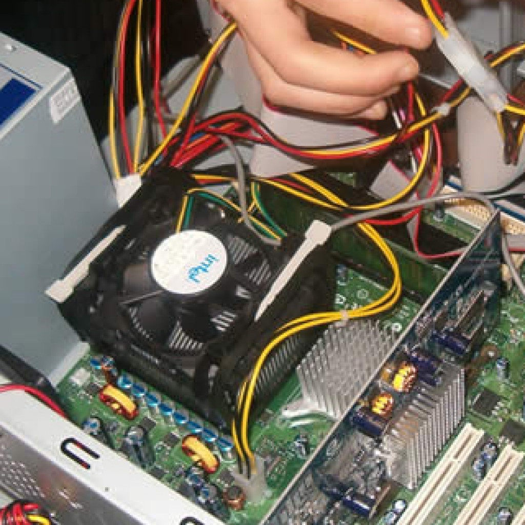 Checking a Dead System - TROUBLESHOOTING