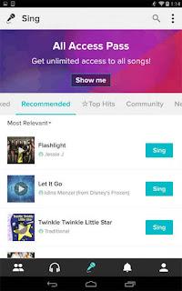 Sing Karaoke by Smule 3.3.1 apk Update Terbaru