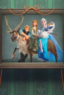 Filme Frozen: Febre Congelante