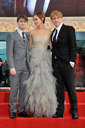 Harry Potter and The Deathly Hallows part 2 movie premiere