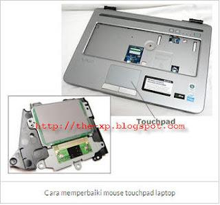 Cara Memperbaiki Mouse Touchpad Laptop Belajar tips trik komputer