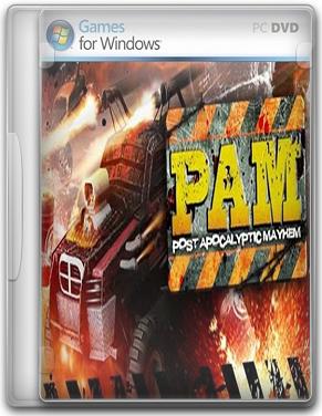 Capa Post Apocalyptic Mayhem   PC (Completo) + Crack