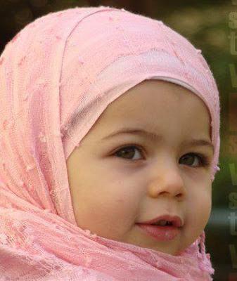 bayi+perempuan+muslimah