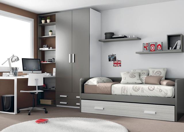 Muebles ros kids up 2 for Muebles dormitorio infantil juvenil