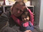 Meu marido e minha sobrinha!