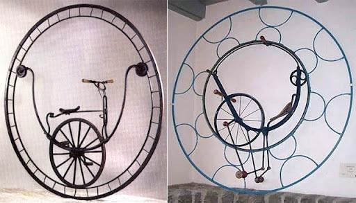 Rousseau Marsailles Monowheel