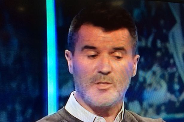 No character: Keane laid into United on ITV's highlight show