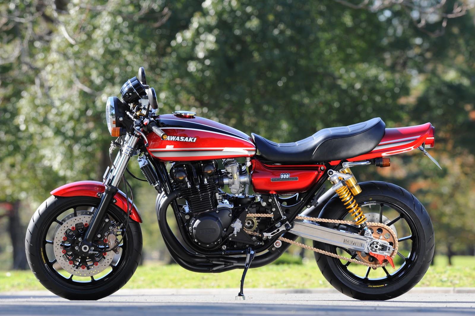 Noosaa Blog Zum Jahresende Eine Kawasaki Z1 Des