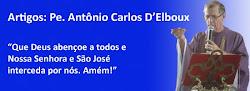 Acesse os artigos escritos pelo Pe. Antônio Carlos D'Elboux