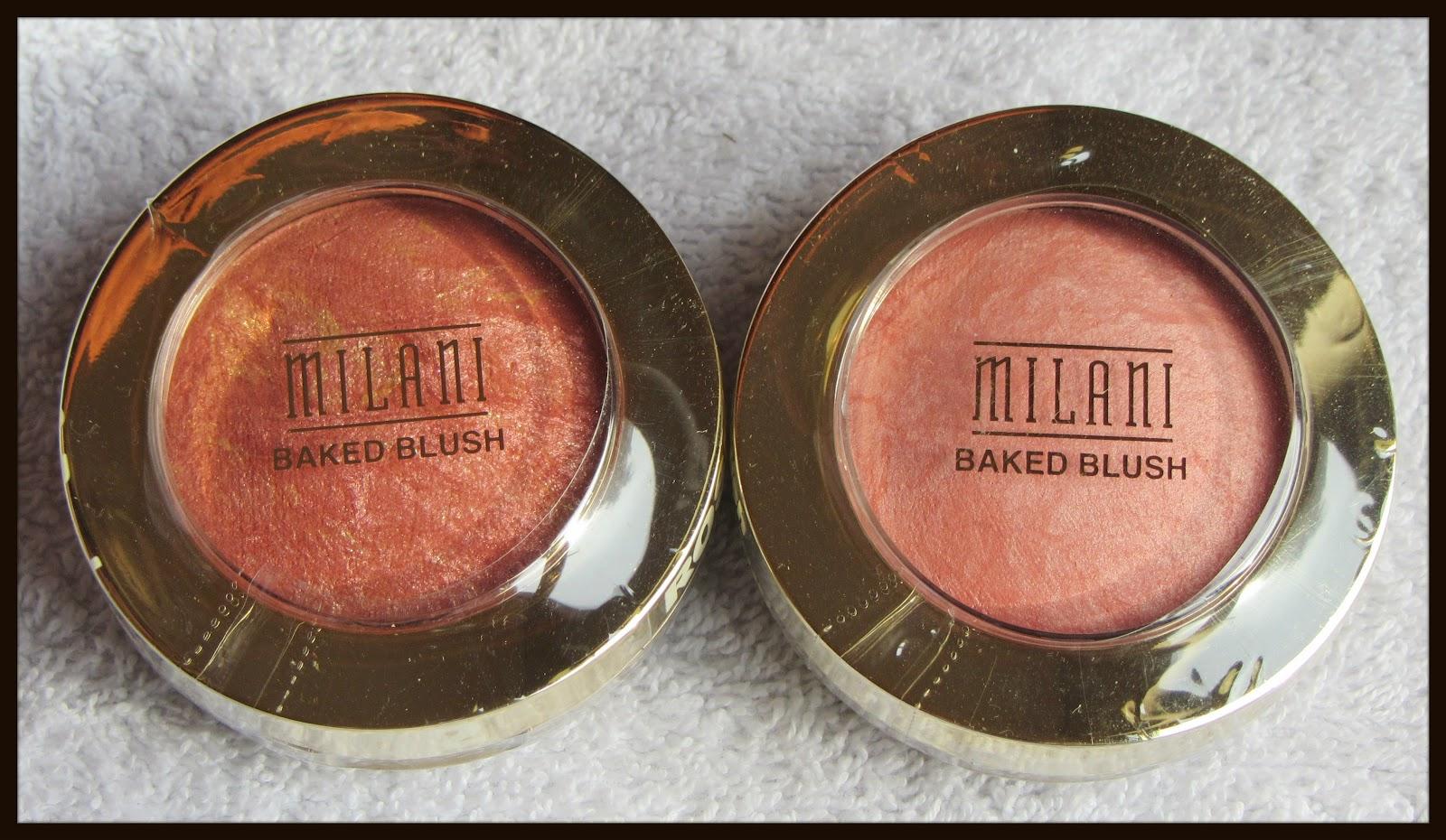 Milani Baked Blush Rose Doro Milani Baked Blush in Rose