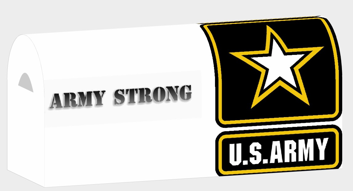 us army mailbox cover army strong my dog s picture on my mailbox at ...
