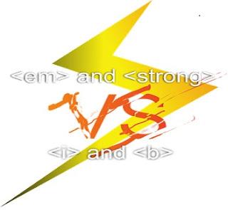 HTML 'b' E 'stong' imagem .jpg