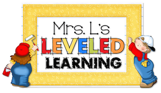 Mrs. L's Leveled Learning